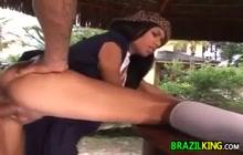 Anal With Beautiful Schoolgirl